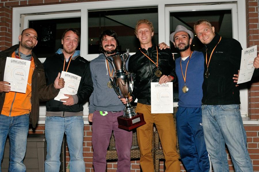 Pairs Winners 2014 @ Ronald Kretschmann